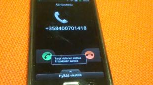 puhelutiedot