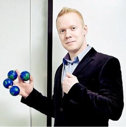 Antti Ahola.