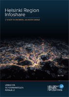 Cover of HRI's Two years of open data publication.