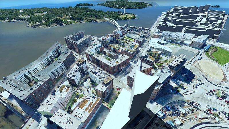 Helsinki 3D