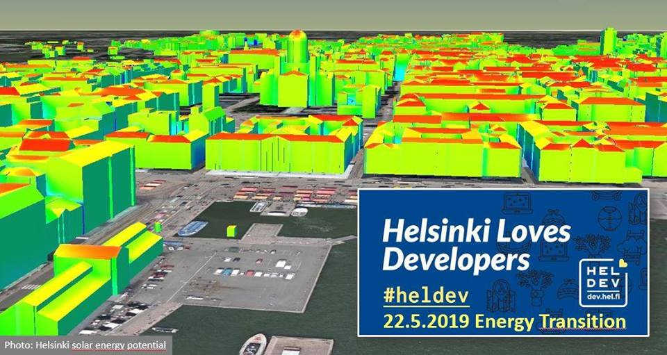 Helsinki Loves Developers 22.5.2019