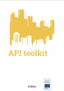 Cover of Api Toolkit brochure.